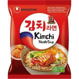 Instant Kimchi Ramen Noedels 120 gram