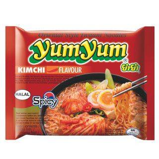 Yum Yum Instant Noodles Kimchi