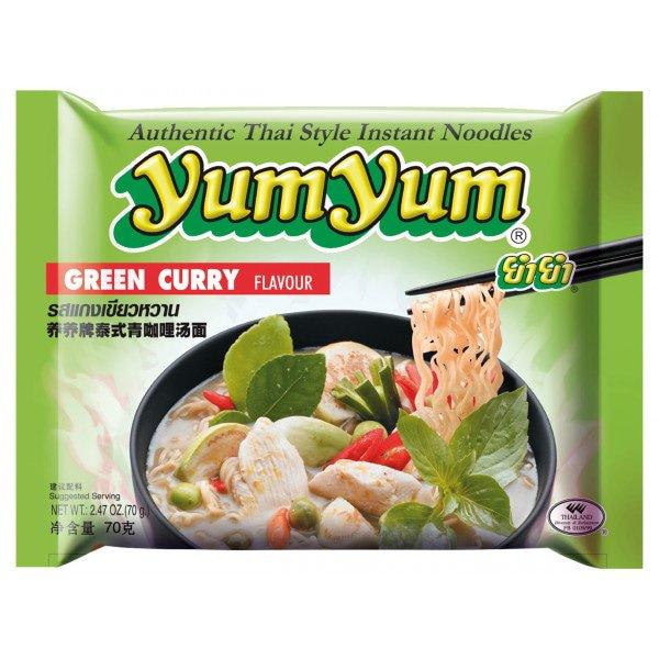 Yum Yum Groene Curry