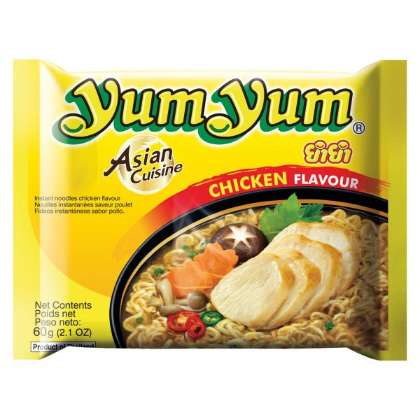 Yum Yum Instant Kip Noedels