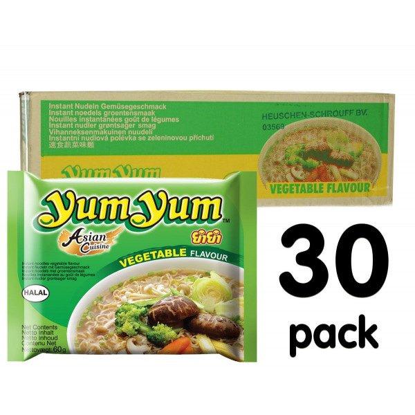 Yum Yum Vegetable - 30 pack
