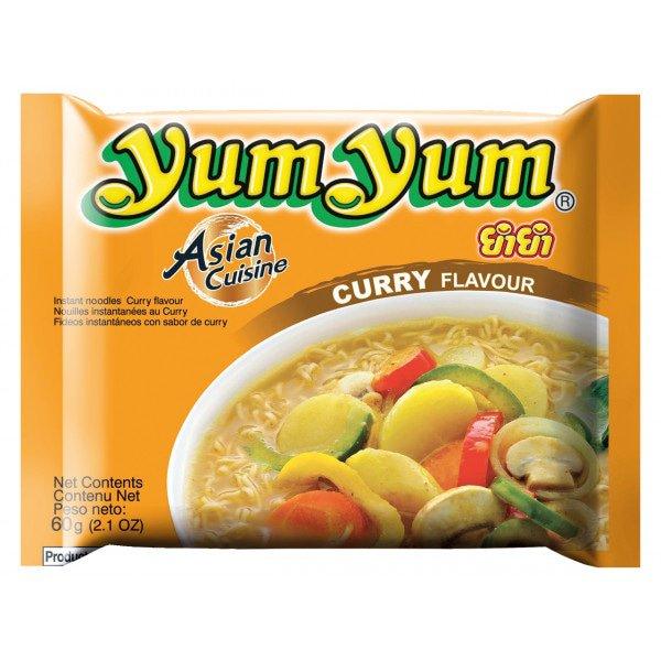 Yum Yum Kerrie Noodles