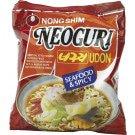 Instant Noedels Neoguri Zeevruchten Heet 120 gram