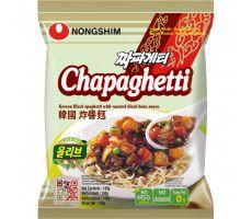 Instant Noedels Chajang Myun 140 gram