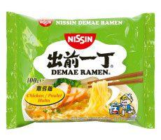 Demae Ramen Instant Kip Noedels 100 gram