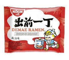 Demae Ramen Instant Sesam Noedels 100 gram