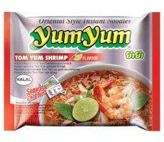 Instant Tom Yum Garnalen Noedels 60 gram