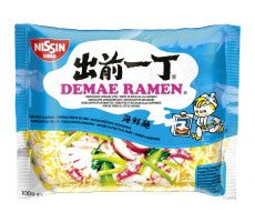 Demae Ramen Instant Zeevruchten Noedels 100 gram