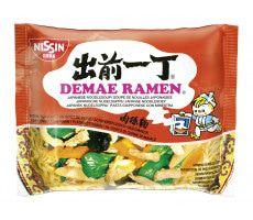Demae Ramen Instant Varkensvlees Noedels 100 gram