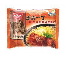 Demae Ramen Instant Eend Noedels 100 gram
