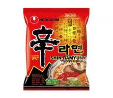 Instant Noedels Shin Ramyun 120 gram
