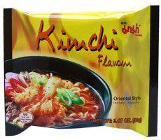 Instant Kimchi Noedels Jumbo Pack 90 gram