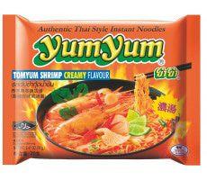 Instant Tom Yum Garnalen - creme noedels 70 gram
